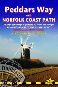 Trailblazer Peddars Way and Norfolk Coast Path Alexander Stewart