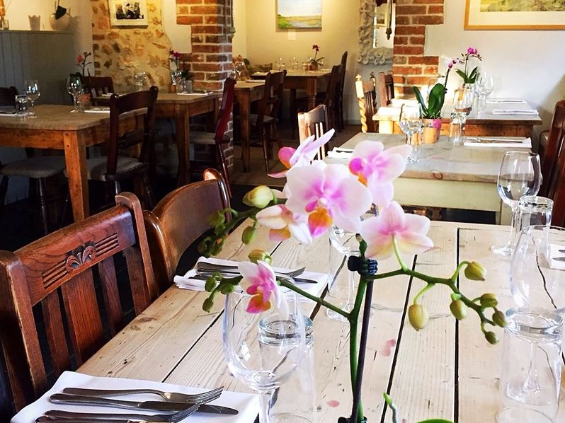 Top Norfolk Restaurant Hunstanton