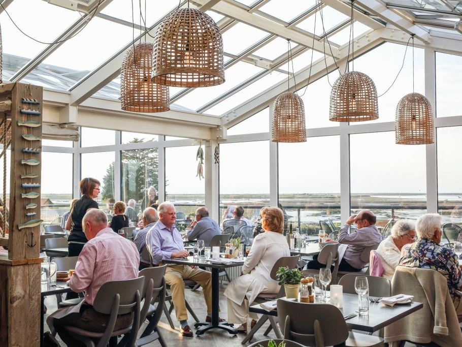 Good Places to Eat North Norfolk Coast | Best Food 2019 | MW