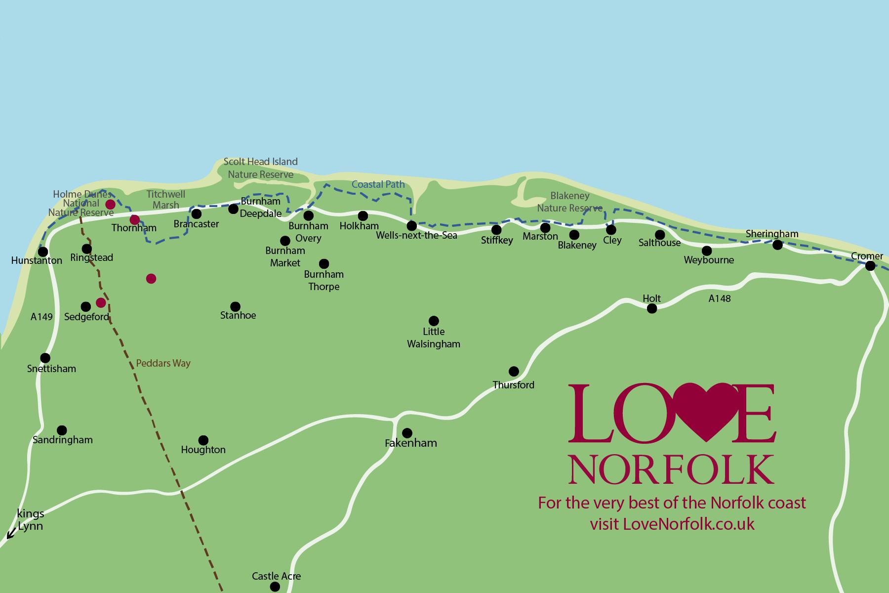 norfolk hotels
