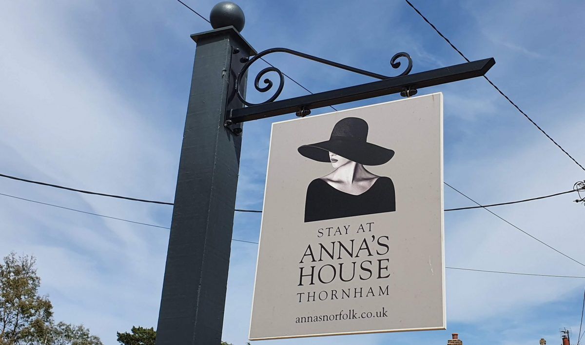 Anna's House Hotel Thornham Norfolk